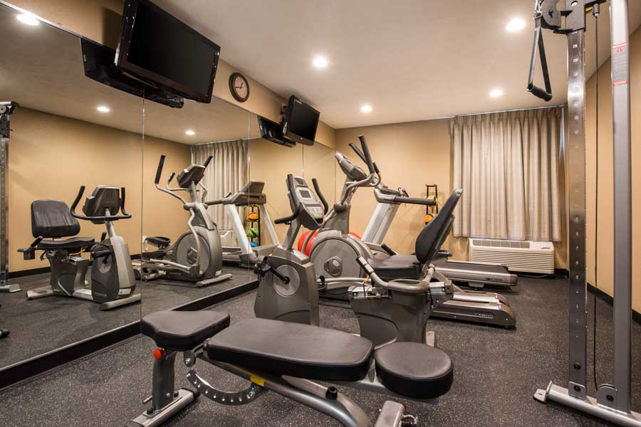 Anglers Lodge Fitness Center