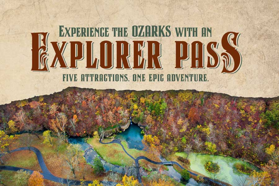 Ozark Explorer Pass