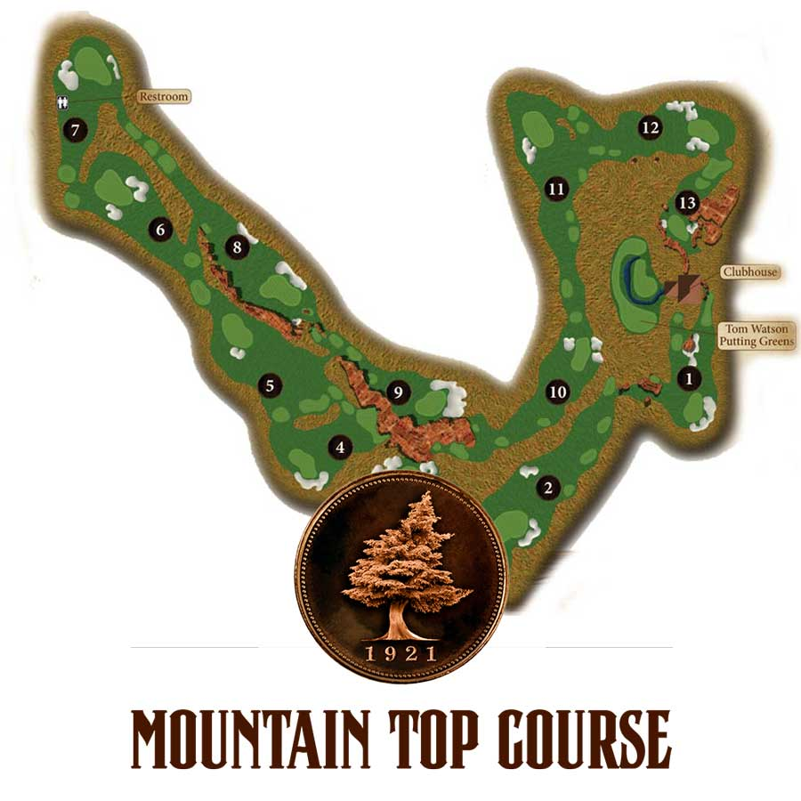 Mountain Top Golf Course